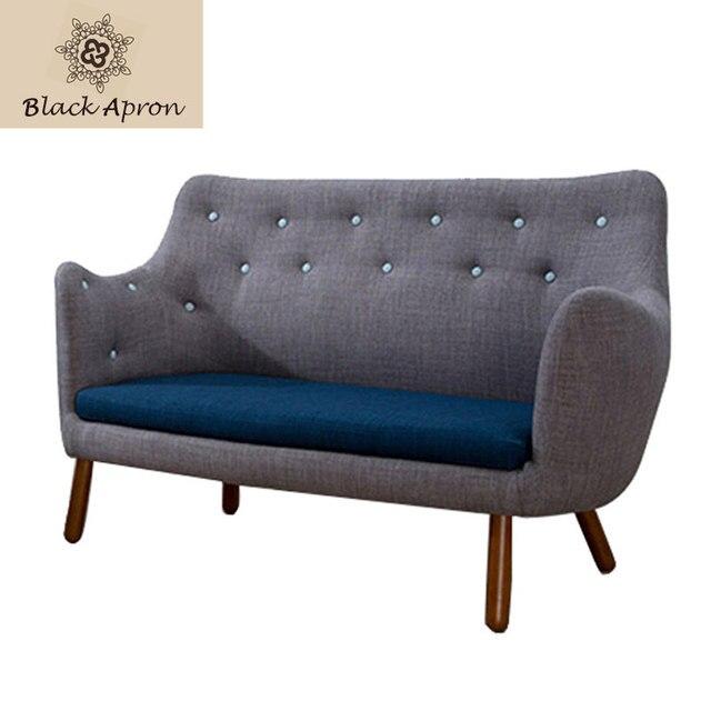Modern Armchair Cadeira Single Double Chairs Living Room Double ...