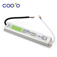 DC 12V 45W Waterproof Ip67 Electronic LED Driver Outdoor Use Power Supply Led Strip Transformers Adapter