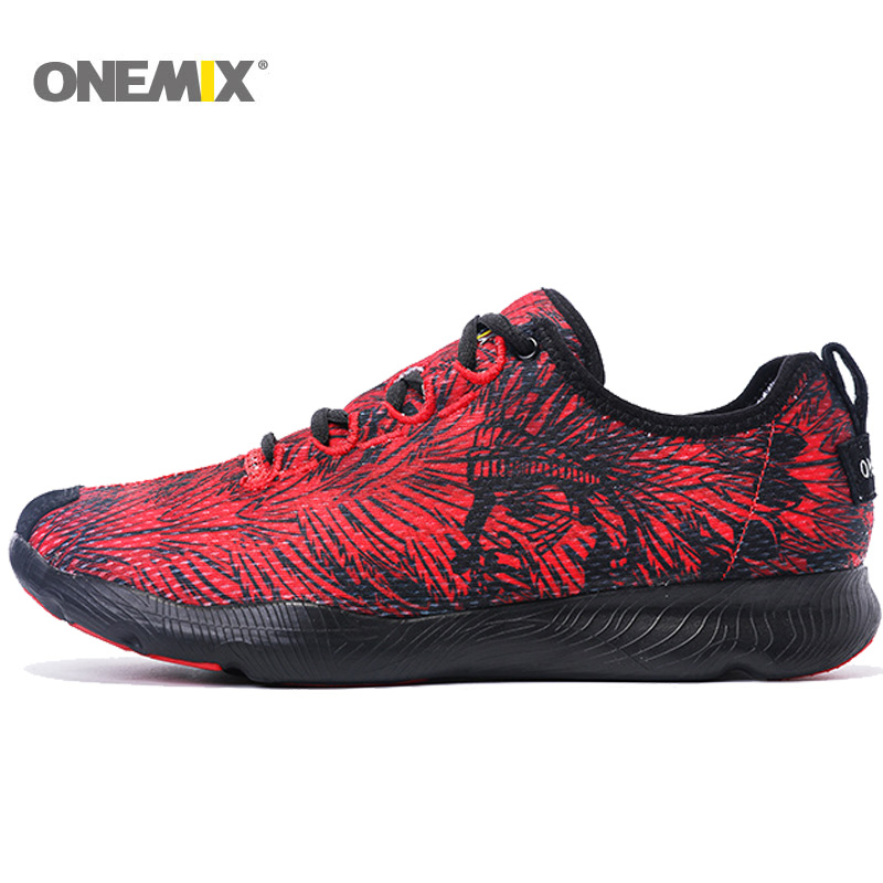 ONEMIX New Arrival 2016 Running Shoes Breathable Men's Sport Shoes Super Light Athletic Shoes Summer Women's Shoes size 35-45 kelme 2016 new children sport running shoes football boots synthetic leather broken nail kids skid wearable shoes breathable 49