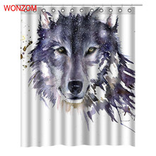 Compare Prices on Shower Curtain Wolf- Online Shopping/Buy Low ...