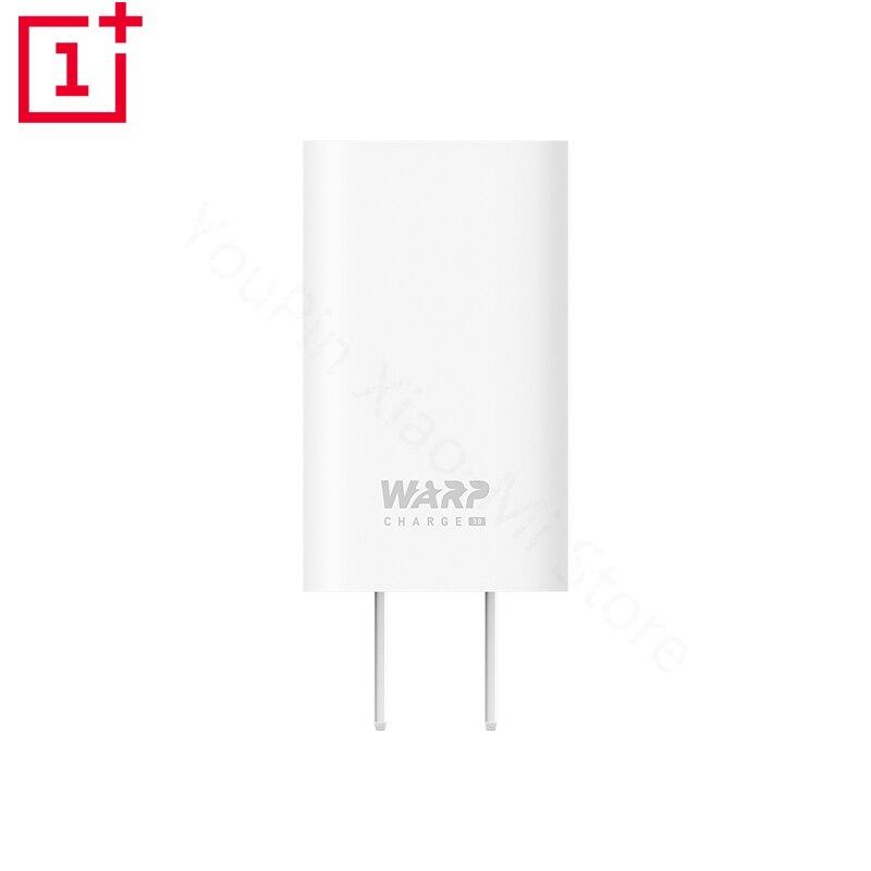 Original OnePlus chargeur de voiture de chaîne 30 W 7Pro 20 W OnePlus 7/6 T/6/5 T/5/3 T/3 QC 3.0 Charge rapide Charge rapide usb 3.1 Type C câble