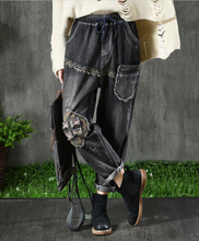 Female Casual Blended Trousers