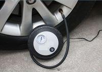 Car Styling Inflatable Car Air Pump Mini Portable Car Air Compressor Tire Electric Inflater Auto Pumps