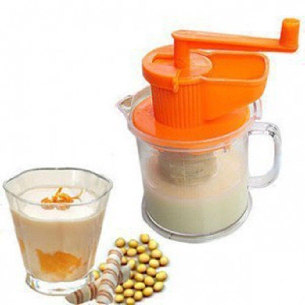 Multi-function Hand-held Soya-bean Milk Machine Manual Juicer Soya-bean Milk MachineMulti-function Hand-held Soya-bean Milk Machine Manual Juicer Soya-bean Milk Machine