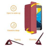 retina ipad For iPad Mini Retina 100% Original BGR Brand Sleep/Wake Up Fold Stand Leather Case Smart Cover For iPad Mini 1 2 3 Retina  (5)