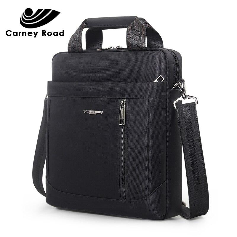Brand Men Messenger Shoulder Bag For IPad Waterproof Office Business Crossbody Bag Causal Multifunction Men Handbags