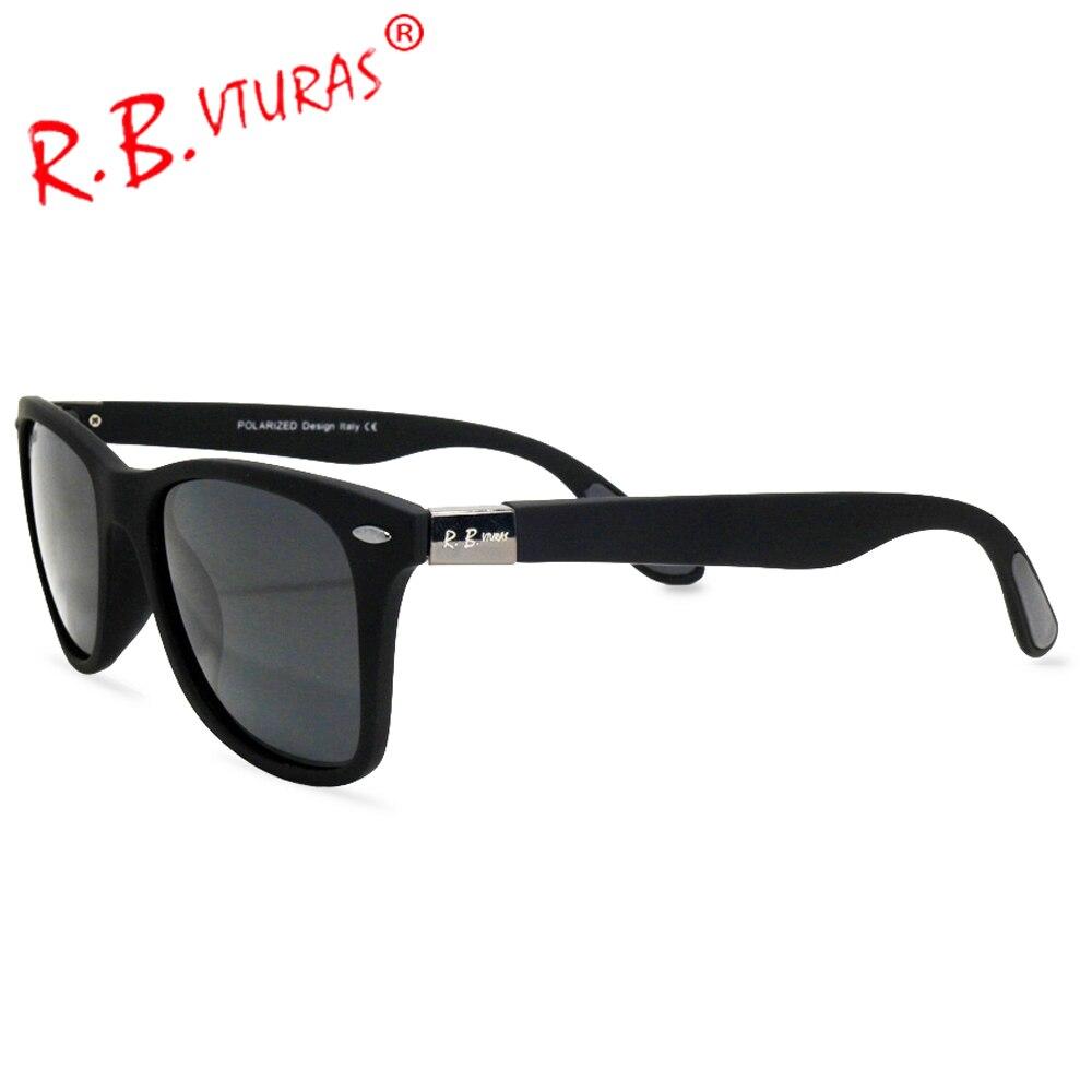 2019 BRAND DESIGN New Classic Polarized Sunglasses Men Women Driving Square Frame Rays Sun Glasses Male Goggle UV400 Oculos(China)
