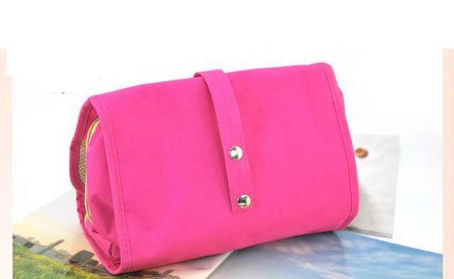 Free Shipping Travel wash bag Cosmetic make up storage Wash Water Proof Toiletry bag
