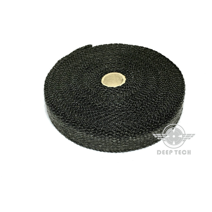 Graphite Tape 50mm 10m Exhaust Heat Wrap Protection Manifold Shield