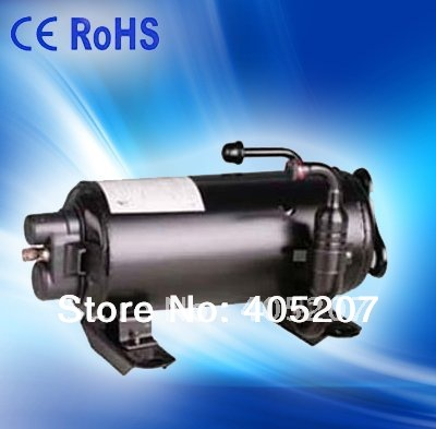 Automotive air conditioner van a c compressor for motor for Air conditioner compressor motor