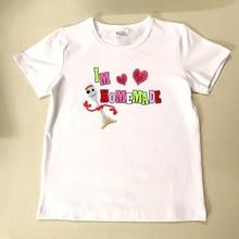 Kids boys girl clothes summer Short sleeve Printed
