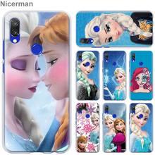 Punk Elsa Tattoo Princess Case Cover for Xiaomi Redmi Note 5