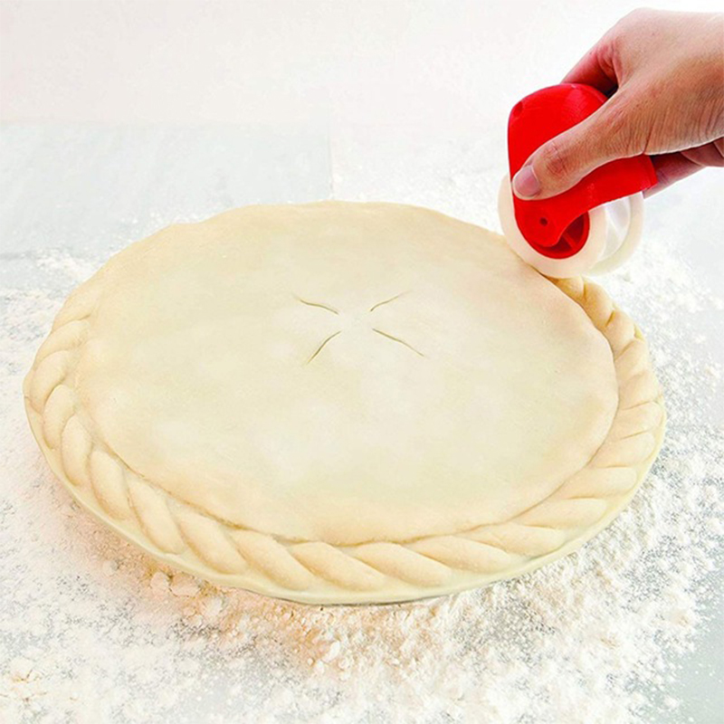 1pc Spaetzle Noodle Maker Pie Roller Dockers Dough Cutter Tool Kitchen DIY Dough Cutting Tools Dropshipping