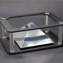 3d hologram advertising showcase holos display for xiaomi 3d projector pyramid for iphone 5 5s 6 6s plus beautiful gift