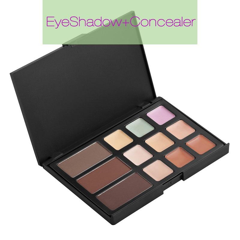 New <font><b>12</b></font> <font><b>Color</b></font> <font><b>Eyeshadow</b></font> Naked Palette Professional Cosmetic <font><b>Makeup</b></font> Concealer Tools Face Care Foundation Powder <font><b>2016</b></font> Pop <font><b>Color</b></font> <font><b>Hot</b></font>