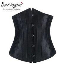 Burvogue Corset Body Serre-Taille Femme  ...