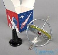 Металл механика гироскоп традиции головоломки игрушки сохранение угловой импульс Magic Space физика обучающая модель стоматолога