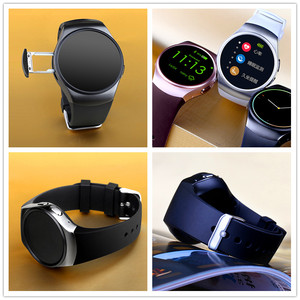 Image 5 - High Tech Smart Watch Connected Wristwatch For Samsung Huawei Xiaomi Android Smartphones Support Sync Call Messager Smartwach
