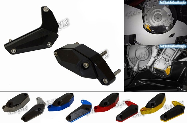 Sale Motorcycle Engine Stator Crash Pad Slider Protector For Yamaha YZF R1  R1M 2015 2016 2017-in Covers & Ornamental Mouldings from Automobiles & ...