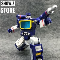 Show Z Store Hot Soldiers HS03 Mini Soundwave Transformation MECH PLANET Action Figure