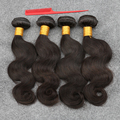 7А Волос Продукт Перуанский Объемная Волна 4 Связки Необработанные 7А перуанский Девы Волос Объемной Волны Дешевые 100% Человеческих Волос Пучки 100 Г