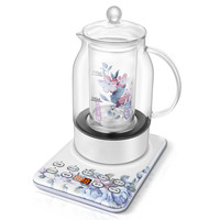 Electric Kettle Multi Function Boiled Teapot Tea Water Glass Miniature Health Pot Fully Automatic Safety Auto