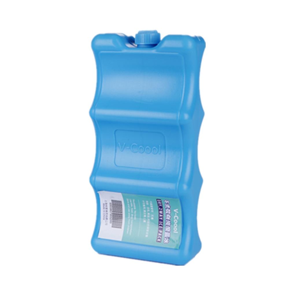 Reused Wave Refrigerator Cooler Bag Borsa Frigo Termica Blue Ice Injection Thermal Fridge Box Pack for Drink Milk Drugs