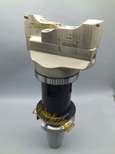 1pcs BT40-BST-125L arbor + ( RBH )  RBJ  160-204 mm High precision Twin-bit Rough Boring Head  system  boring   tool New