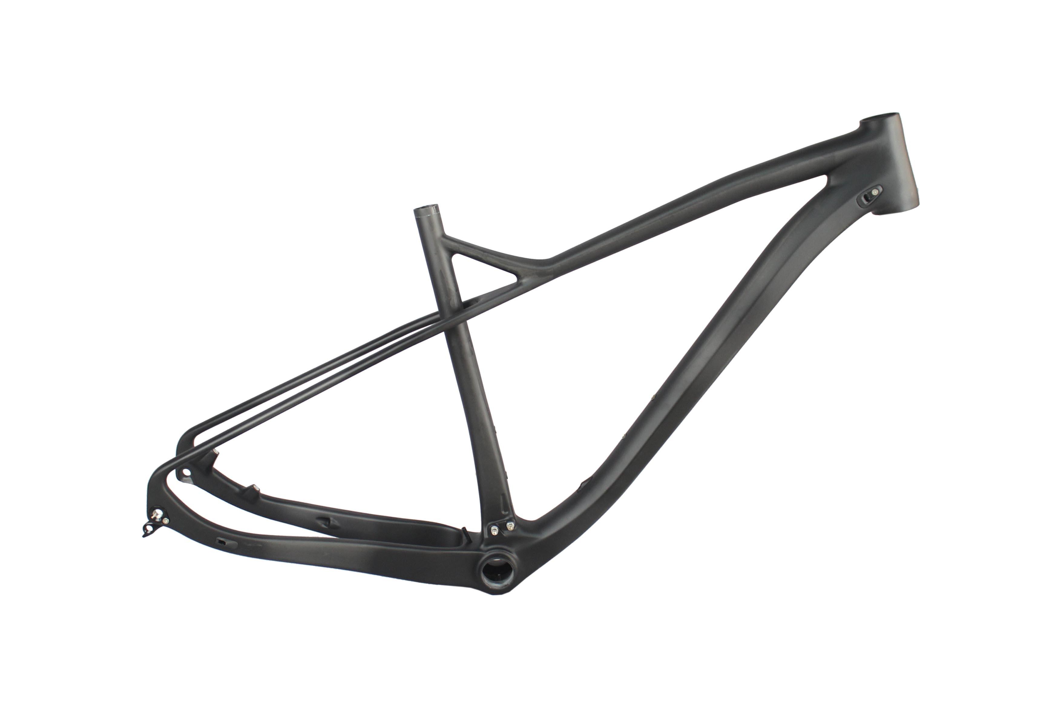 """MIRACLE Carbon MTB Frame 29 MTB Carbon Frame 29er BOOST Frame With UD Matte 19"""""""