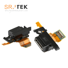Original USB Charging Port Flex Cable For Sony Xperia X F5121 Dock Connector Charger Replacement