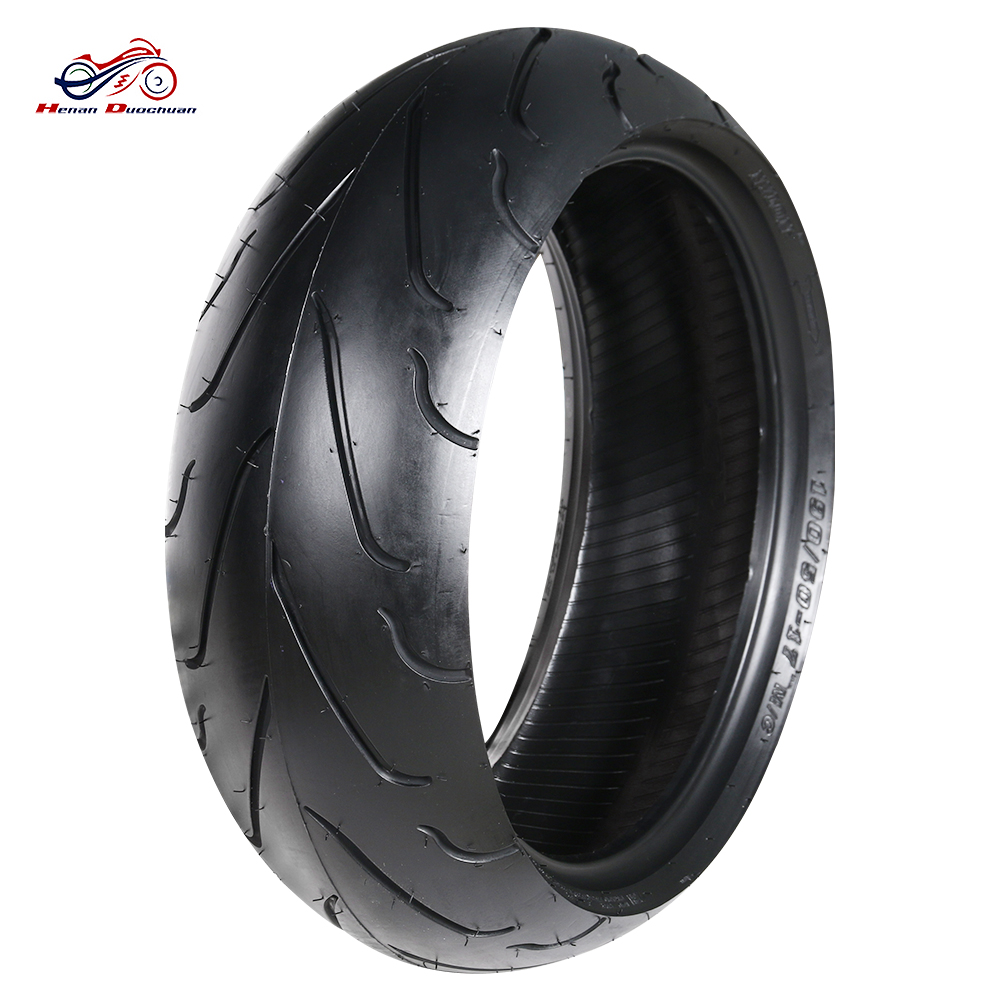 Refit Motorcycle Tires 190/50 17 Rubber Vacuum Rear Motorcycle Tubeless Tyres Wheel Rim Motorcycle Tire цена