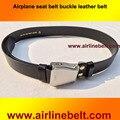 Luxury Cowskin Leather Brand airplane buckle Designer Belts Men High Quality Belts For Men Ceinture Homme Cinturones Hombre