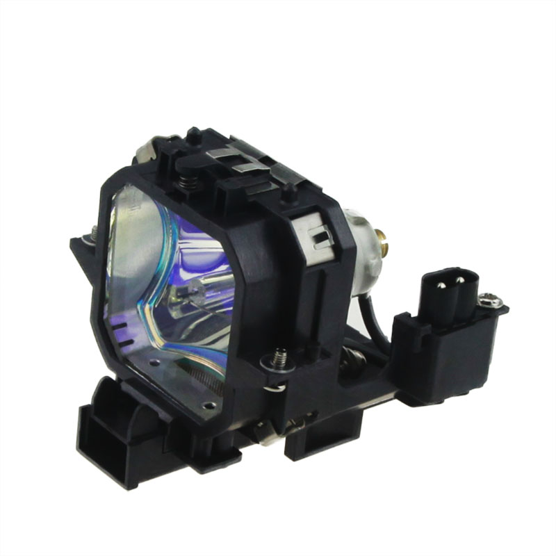 ФОТО 180days warranty ELPLP21 Compatible Projector Lamp with Housing for  EPSON EMP-53 / EMP-73 / PowerLite 53c / PowerLite 73c