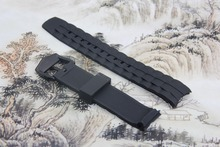 Quality Replacement Rubber Bands For casio EQW-M1001B Watches Electronic Wristwatch Band Sports Watch Straps