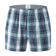 New Mens Underwear Boxers Shorts Casual Cotton Sleep Underpants High Q