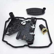 Nova Placa Condutor + conector + filtro + Kit junta Para Mercedes 722.6 Transmissão