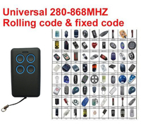 2017 New Auto Scan Frequency Universal Remote Control Duplicator Multi Frequency Copy 280 868mhz