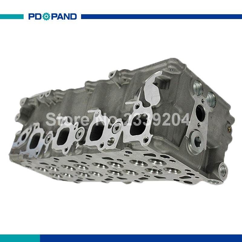 US $374 22 12% OFF|Motor Engine AMC 908506 ZD30 cylinder head 11039VC101  11039VC10A FOR NISSAN Terrano Navara Interstar Elgrand Patrol Cabstar  3 0-in