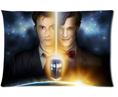 Doctor Who The Doctor 35x45cm Pillow Cover Cheap Pillowcases For Sleeping One Side Printed