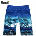 Hombres bermudas masculina estilo de Hawaii playa pantalones cortos Para Hombre pantalones cortos de entrenamiento de Los Hombres pantalones cortos, de 5 colores