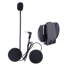 V6 Accessories Microphone Speaker Clip ONLY Suit for V6 1200 Helmet Intercom Motorcycle Bluetooth interphone 3
