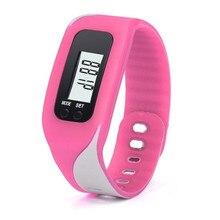 Relogio feminino Women's watches Digital LCD Duable Pedometer Run Step Walking Distance Calorie Counter Watch Bracelet ,XL30