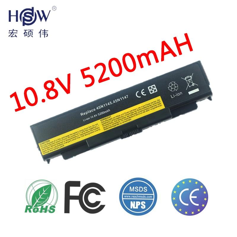 HSW 6 cellules pour Ordinateur Portable Batterie 45N1145 45N1158 Pour Thinkpad T440p T540P L440 L540 45N1152 45N1153 W540 45N1149 45N1151 B-LOT540LH