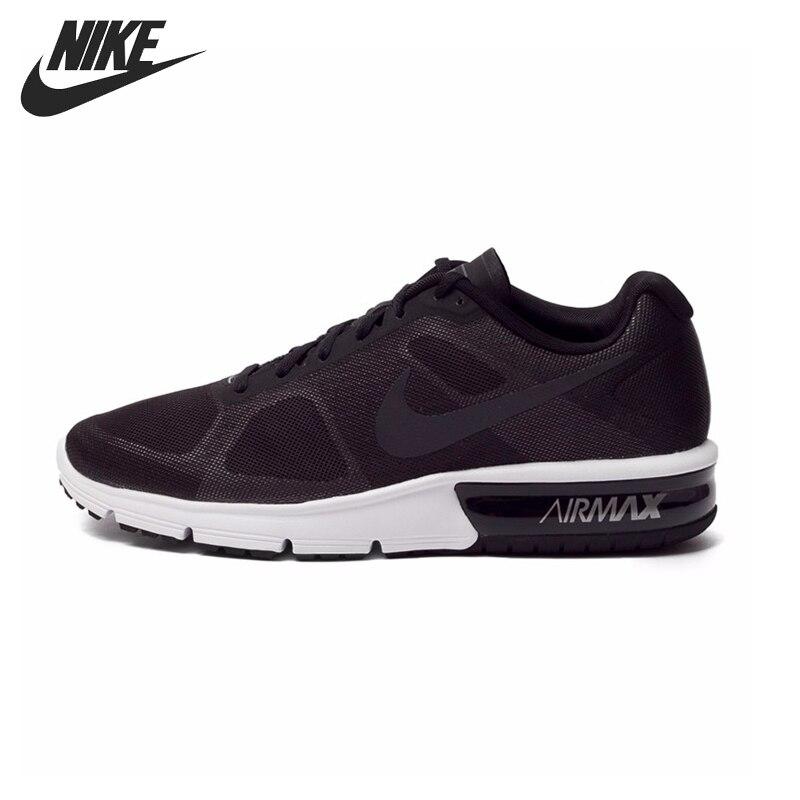Original Nouvelle Arrivée NIKE AIR MAX Chaussures de Course de SEQUENT Hommes Low top Sneakers(