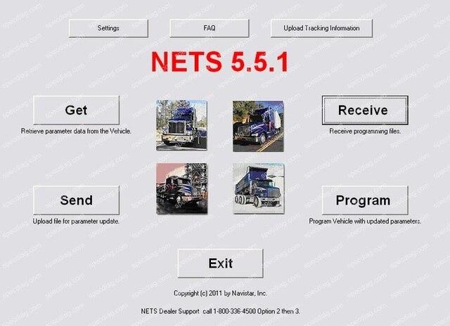 International Navistar NETS 5 5 1