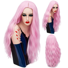 Cosplay Natural Synthetic Wigs