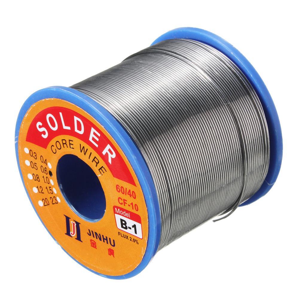 400g 0.6mm 2% Flux Rosin Core 60/40 Tin Lead Solder Soldering Welding Wire Reel