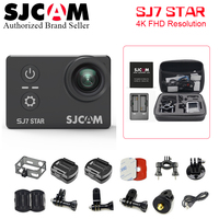 Brand New Original SJCAM SJ7 STAR 4K WiFi Action Camera 2 0 Inch Touch Screen Ambarella