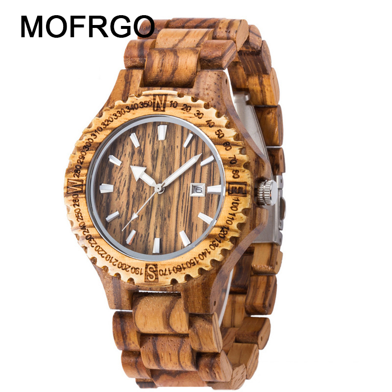 Clock Man Wood Watch Luxury Famous Bands Best Mens Wristwatches Quartz Black Bamboo Wooden Male Watches Sport Fashion 019z luxury clock gift full wooden watches man creative sport bracelet analog nature bamboo quartz wristwatch male wood watch