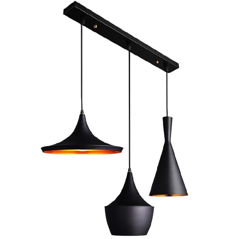 Eusolis Pendant Lights Kitchen Light Industrial Lamp Pendentes Para Sala De Jantar Lampara Vintage Suspension Luminaire цена